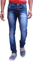 Koncolor Jeans (Men's) - koncolor Slim Men & Women Dark Blue Jeans