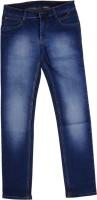 Jeans (Men's) - Indian Hawkers Slim Men's Blue Jeans