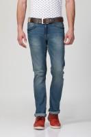 Allen Jeans (Men's) - Allen Solly Regular Men's Blue Jeans