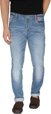 Again? Vintage Slim Fit Men's Blue Jeans