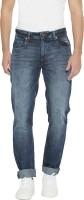 Springfield Jeans (Men's) - Springfield Regular Men's Dark Blue Jeans