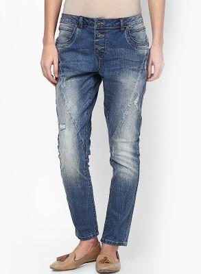 Only Regular Fit Women's Blue Jeans