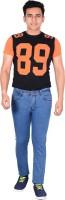 Leetos Jeans (Men's) - LEETOS Regular Men's Blue Jeans