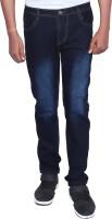 London Looks Jeans (Men's) - London Looks Regular Men's Black Jeans