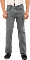 Base6 Jeans (Men's) - Base6 Slim Men's Grey Jeans