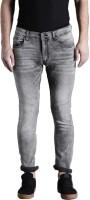 Kook N Keech Jeans (Men's) - Kook N Keech Regular Men's Grey Jeans
