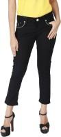 Lawman Women's Clothing - LAWMAN Pg3 Slim Women's Black Jeans