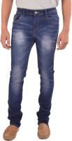 Theindianpoloinc Jeans (Men's) - theindianpoloinc Slim Men's Blue Jeans