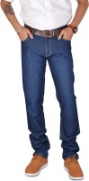 American Rider Jeans (Men's) - American Rider Regular Men's Dark Blue Jeans