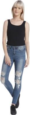 Vero Moda Slim Fit Women's Blue Jeans