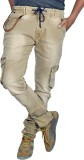JG FORCEMAN Regular Men's Brown Jeans