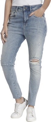 Vero Moda Regular Women's Blue Jeans at flipkart