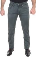 Sh riff Jeans (Men's) - SH-RIFF Slim Men's Dark Green Jeans