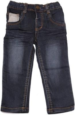 Babeezworld Regular Baby Boys Blue Jeans