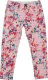 Babeezworld Regular Girls Pink Jeans