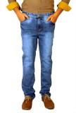 Allen Martin Slim Men's Dark Blue Jeans