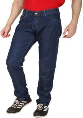 FashionDeck Slim Fit Men's Blue Jeans