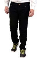 Loui e ville Jeans (Men's) - Loui-E-Ville Slim Men's Black Jeans