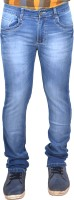 Dynamic Culture Jeans (Men's) - Dynamic Culture Slim, Regular Men's Light Blue Jeans