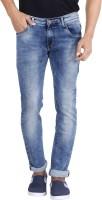 Rick Rogue Jeans (Men's) - RICK ROGUE Slim Men's Light Blue Jeans