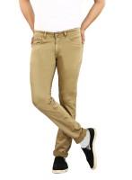 Pecos Bill Jeans (Men's) - Pecos Bill Slim Men's Brown Jeans