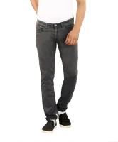 Pecos Bill Jeans (Men's) - Pecos Bill Slim Men's Grey Jeans