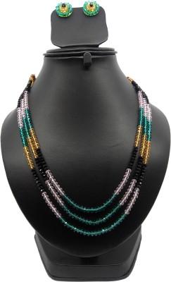 Bling N Beads Crystal Jewel Set