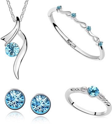 Skywoods Alloy Jewel Set