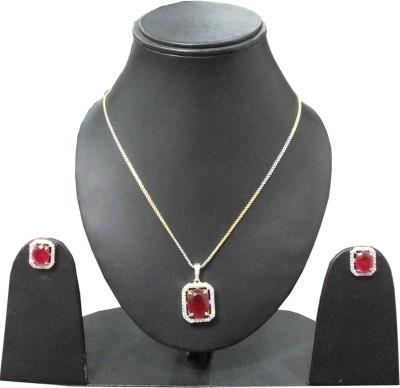 Vijay Laxmi Jewels Alloy Jewel Set