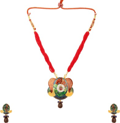Jewlook Silk Dori Jewel Set