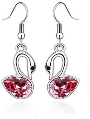 University Trendz Valentine Special UNIV_E040 Alloy Dangle Earring