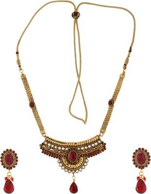 New Fashion Accessories Metal Jewel Set