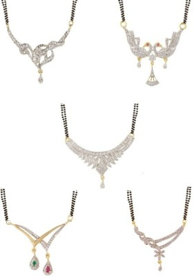 Pchalk Alloy Jewel Set(Multicolor) at flipkart