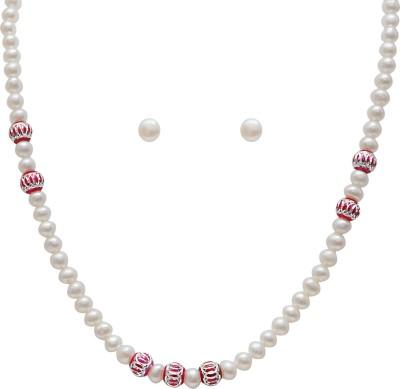 Classique Designer Jewellery Mother of Pearl Jewel Set