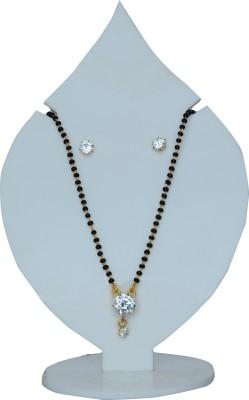 Ankur Brass Jewel Set