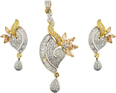 O,Womaniyah Alloy Jewel Set