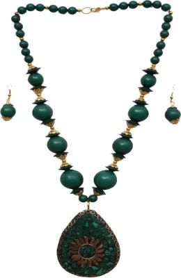 New Creation Brass Jewel Set