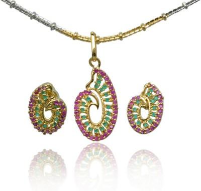 Jaipur Mart Brass Jewel Set