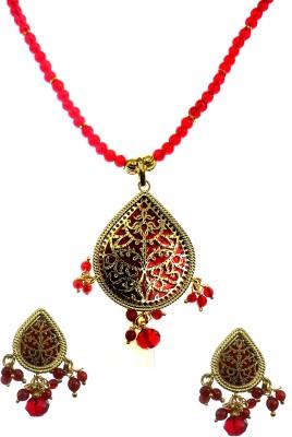 Modish Look Acrylic Jewel Set