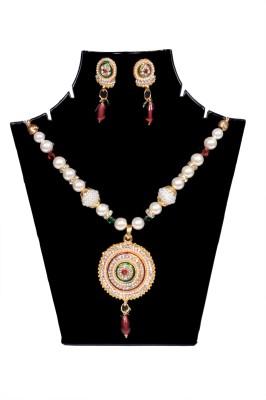 kingsberg Ivory Jewel Set