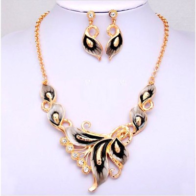 Aadalika Alloy Jewel Set