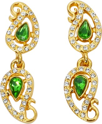 Trisha Fashion Earring Plastic Drop Earring