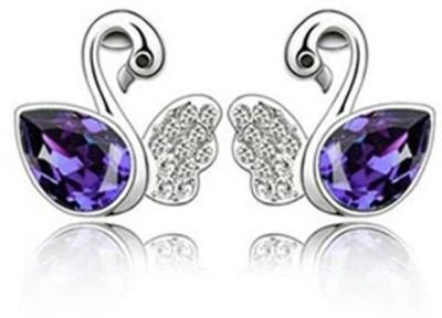 University Trendz Valentine Special UNIV_E043 Alloy Stud Earring