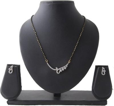 Aaina Home Decor Brass Jewel Set