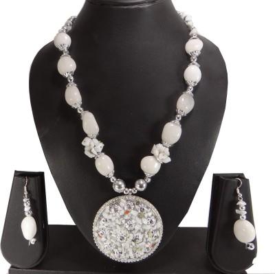 Shiv Kutumb Stone, Metal Jewel Set