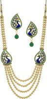 Prisha Collections Alloy Jewel Set(Multicolor) best price on Flipkart @ Rs. 2550