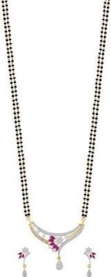 Bling N Beads Alloy Jewel Set