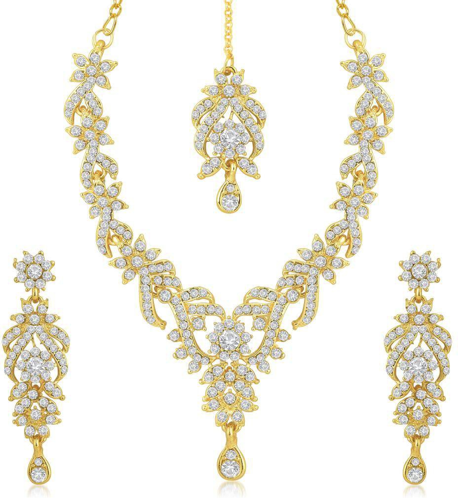 Flipkart - Sukkhi Fashion Jewellery Below Rs.299