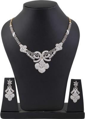 Desire Brass Jewel Set