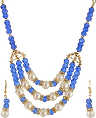 simco Glass Jewel Set